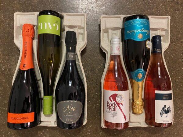 Schaum-Wein-Reise