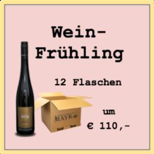 Vorspannhof Mayr Weinfrühling
